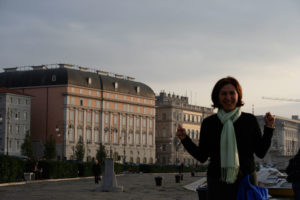 My travel to Trieste