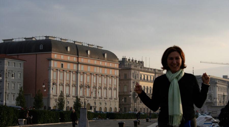 My travel to Trieste