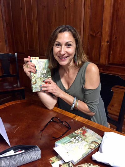 Ines Rodrigues Author Presentation