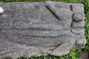 Graveyard in Kilkenny, Ireland