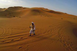 Desert feet – Erg Chebbi, Morocco
