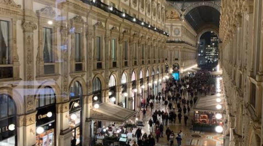Goodbye, Milan